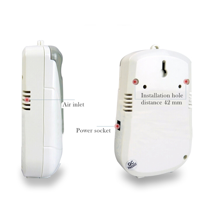 Air Purifier Ozone Generator Toilet Ozonizer Disinfectant Sterilization Anion Air Cleaner Bathroom Remove Formaldehyde Anivich in Air Purifiers from Home Appliances