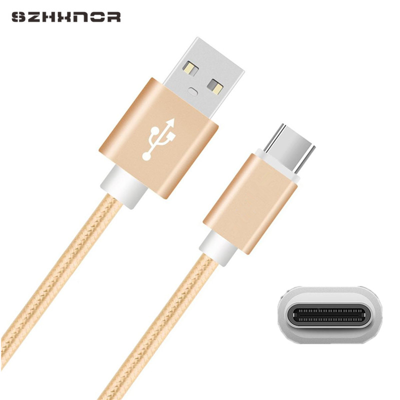 Sunny 0.25m Short 1m/2m/3m Long Usb Type C Charger Usb Fast Charging Cord For Uhans I8 Ulefone T1 Htc 10 X2 U11 Eyes U11+ U Ultra Lovely Luster