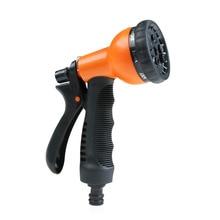 Many Pattern Garden Sprayers Water Gun for Watering Lawn Hose Nozzle Mutifunctional Household Car Washing Yard Sprinkle Tool