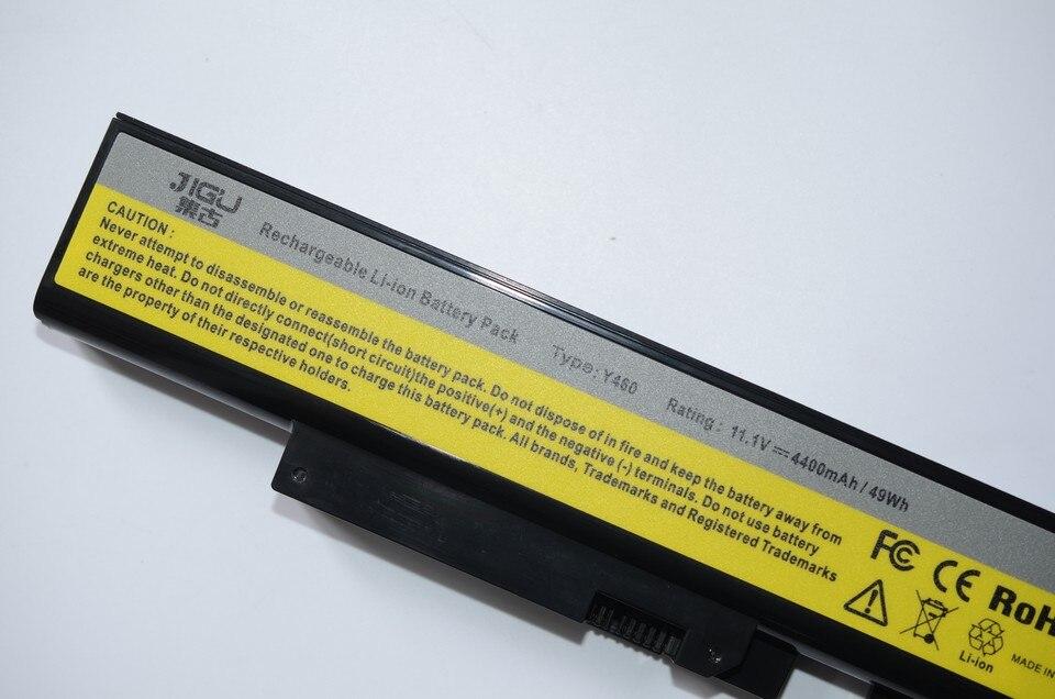 JIGU устройство замено ноутбука Батарея для LENOVO L09N6D16 L09S6D16 L10L6Y01 L10L6Y01 L10N6Y01 L10S6Y01 IdeaPad Y460 Y560 B560 Y560A