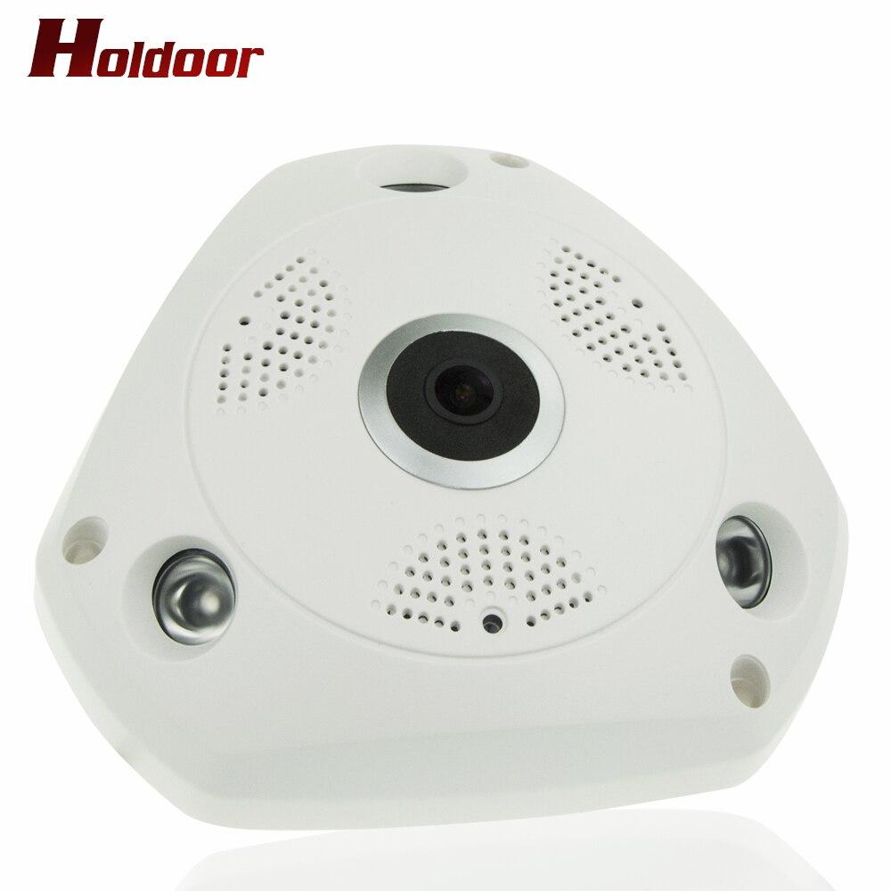 Newest 360 Degree Panorama VR Camera HD 960P Wireless WIFI IP Camera Home Security Surveillance System Mini Webcam CCTV Cam P2P нивелир ada cube 2 360 home edition a00448