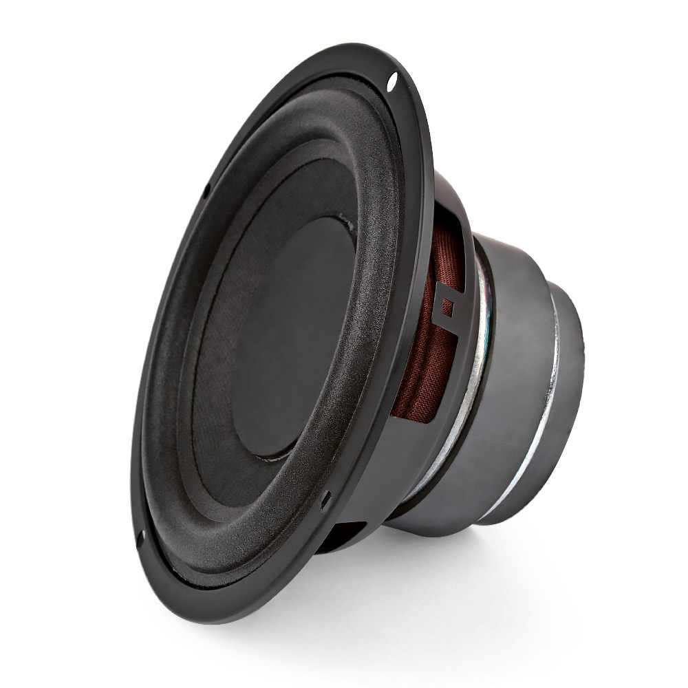 AIYIMA 1 قطعة 5.25 بوصة مكبر الصوت الصوت مكبرات الصوت 100 واط 4 8 أوم عالية الطاقة حمى مكبر الصوت مضخم الصوت المتكلم DIY بها بنفسك المسرح المنزلي