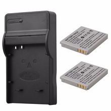 2x 1000mAh NB-4L NB4L Battery+USB Charger for Canon IXUS 30 40 50 55 60 65 80 100 I20 110 115 120 130 IS 117 220 225 230 255 HS