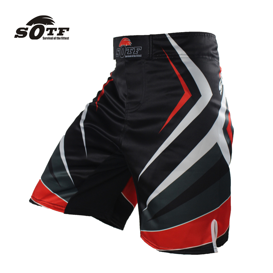 SOTF MMA boxing sports font b fitness b font training loose large size breathable from design