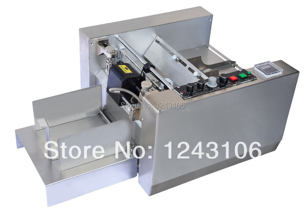 MY 420 stainless steel impress solid ink coding machine date printer matter paper box medicine boxes