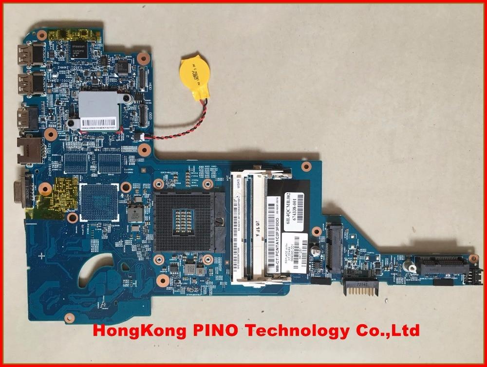 ФОТО 669085-001 board for HP pavilion DM4 DM4-3000 laptop motherboard 100% tested