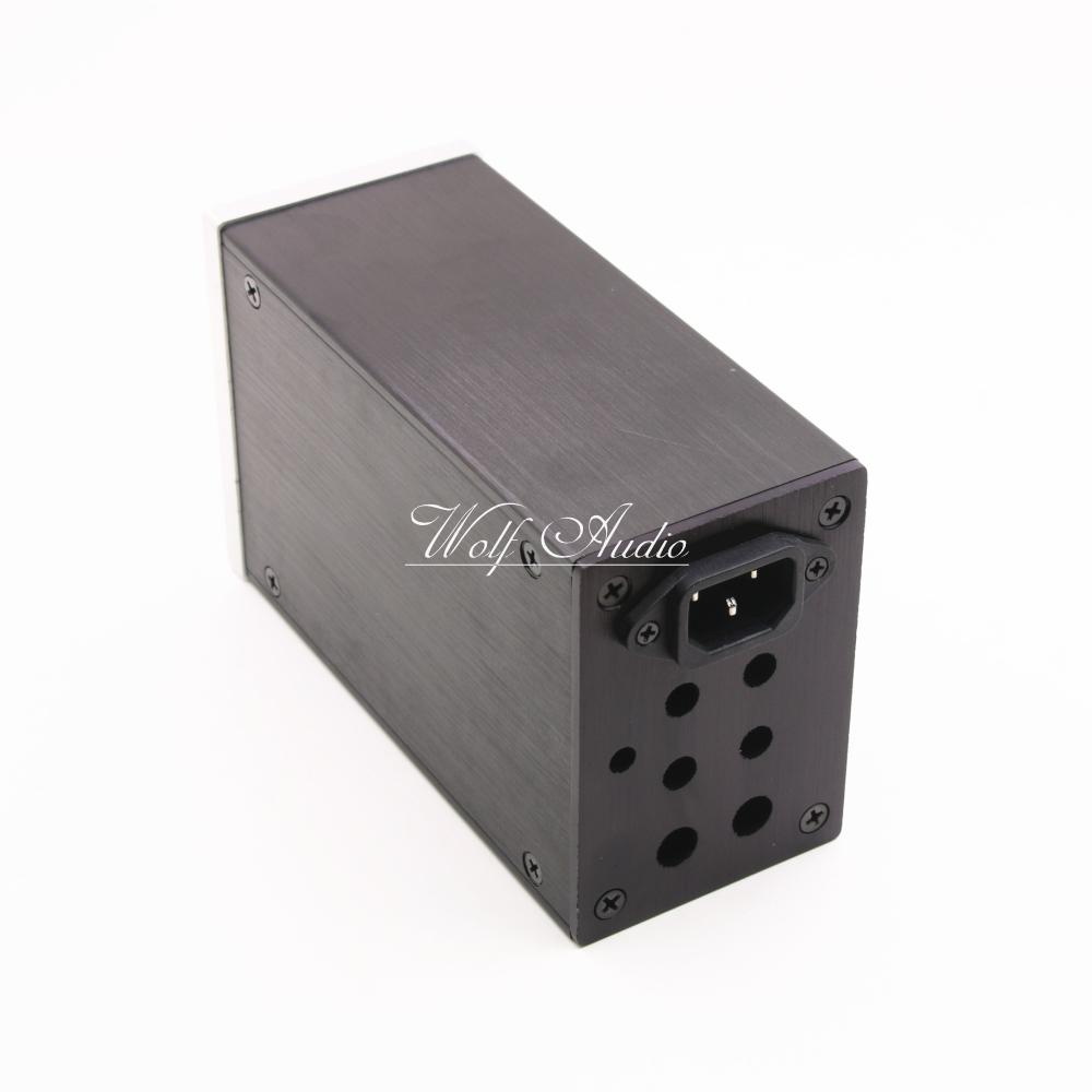 0609 Full Aluminum Amplifier Enclosure Mini AMP Case Preamp Box PSU Chassis DIY New in Amplifier from Consumer Electronics