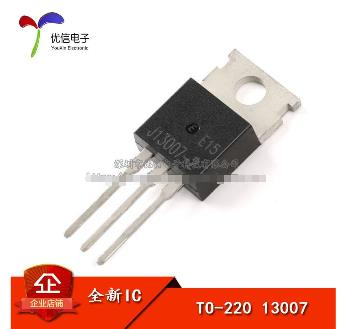 Transistor E13007-2 TO-220 Electronic Components [1pcs / lot] ...