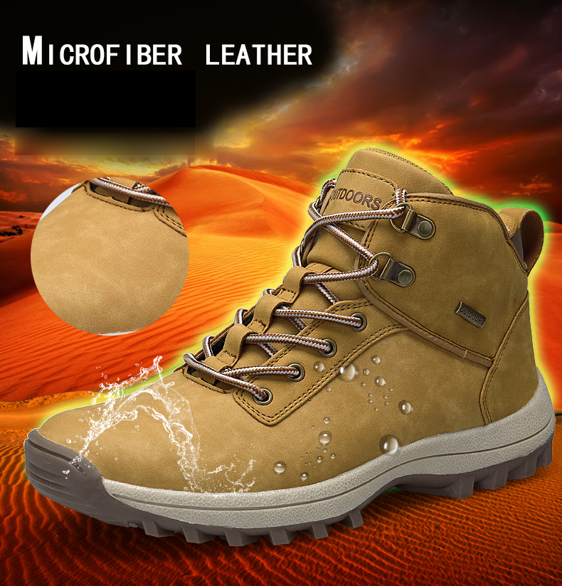 احذية رجالية لفصل الشتاء حجم 39-46 8