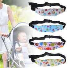 Автокресло безопасности ребенка в форме головы накладки протектор детская регулировки Спящая головка крепления ремня