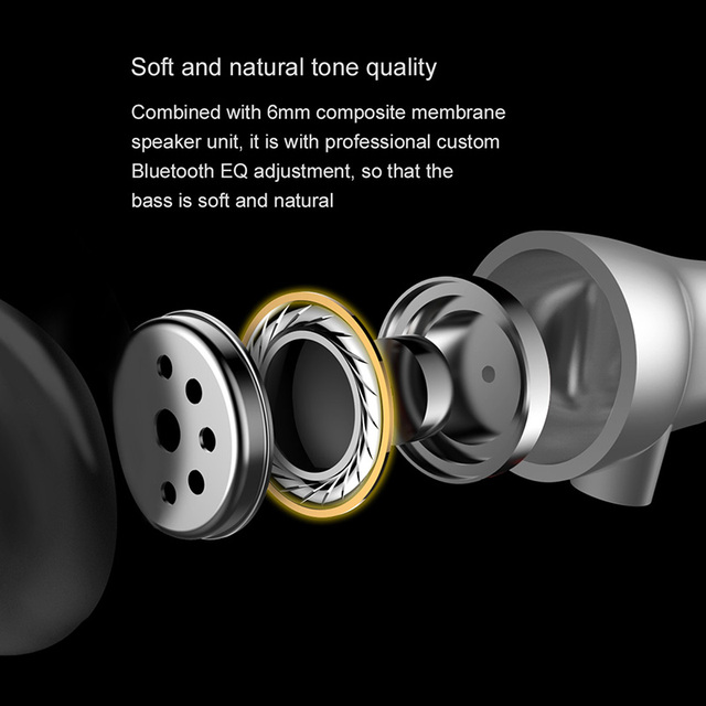 Baseus Professional Neckband Earphone Metal Heavy Bass Sound Quality Music Headset Magnet Bluetooth headphone fone de ouvido