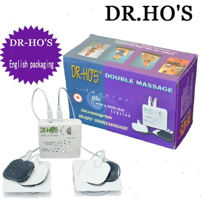 New comfortable body massager health protection massager Dr HO 12 mode double muscle therapy system massager