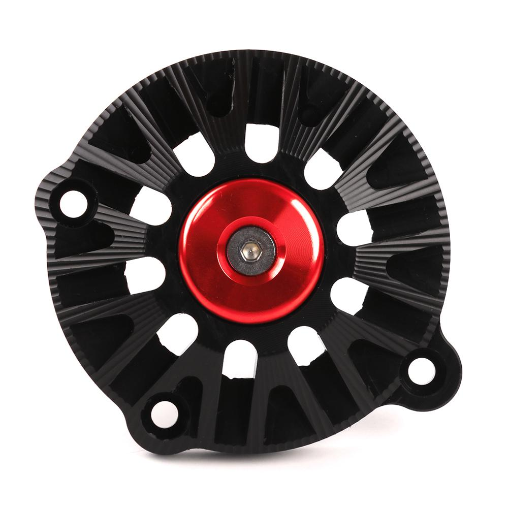 Motorcycle Accessories Engine Timing Oil Filter Cover Stator Protective Case For Kawasaki Z900 2017