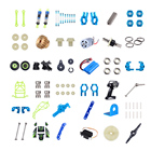 Wltoys 12428 12423 RC Car Spare Parts Classis/rear axle/arm/wavefront box/gear/connecting piece etc. 12428 parts accessories