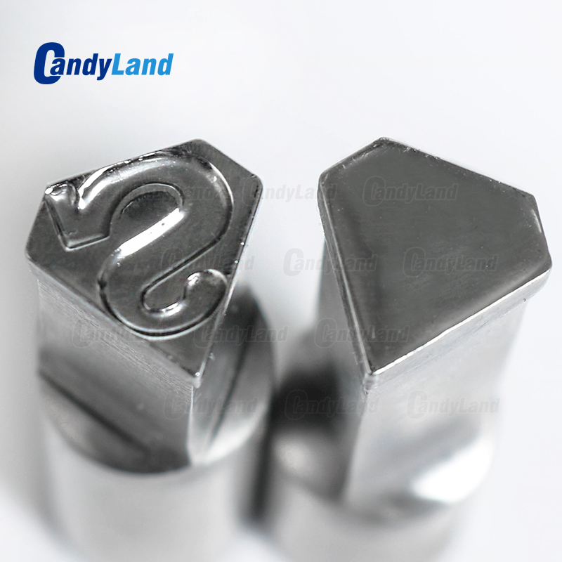 CandyLand SuperM1 Milk Tablet Die 3D Punch Press Mold Candy Punching Die Custom Logo Pill Press