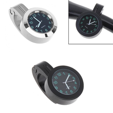 Motorcycle Clock In Clocks Modification Accessories Motor Waterproof Watches for Halley Car Handle