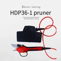 HDP36-1 sumsung imported battery 30mm cutting pruner