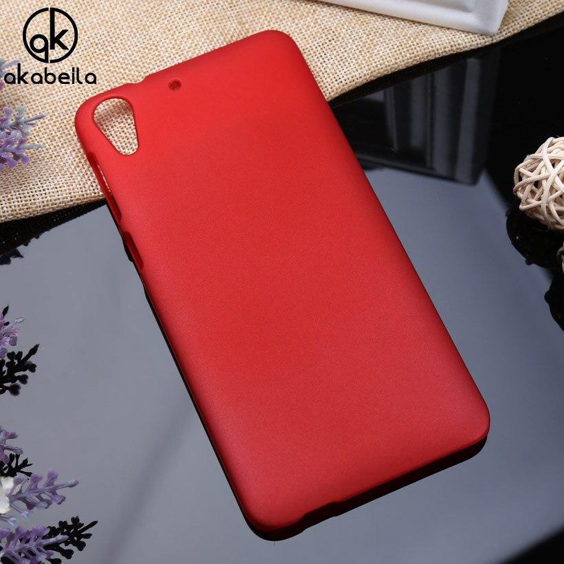 Galleria fotografica AKABEILA Phone Case For HTC Desire 728 728G Dual Sim D728T D728W Case <font><b>Cover</b></font> Oil-coated Plastic Bag For HTC Desire 728 Housing