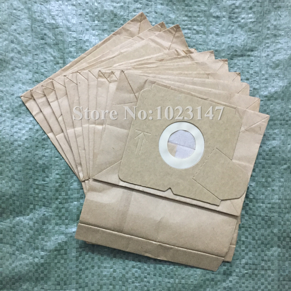 (10 pieces/lot) Vacuum Cleaner Bags E53n Paper Dust Bag for Electrolux ZW1100-202 Z1905 Z4410 ZCE2000 electrolux es 53 4 bags 1mf