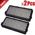 2 piezas de accesorios polvo filtro Hepa para MIELE SF-AAC 50 S4000 S5000 S6000 S8000 serie SR047