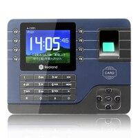 Realand A C091 tcp/ip 생체 인식 지문 시간 기록계 출석 직원 전자 영어 펀치 판독기|biometric fingerprint|fingerprint reader tcp ipbiometric machine -