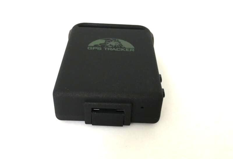 5pcs GPS locator GPS102B low power alarm multifunctional vehicle positioning tracker With Box