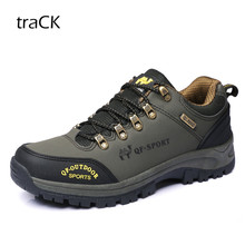 Man Hiking Shoes Men Climbing Shoes Breathable Hiking Sneakers Man Sports Shoes Hunting Athletic Shoes Outdoor Sneakers QF816
