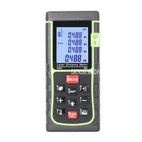 E40 Digital Laser Distance Meter Rangefinder 40M Laser Distance Meter Laser Area Volume Build Measure Device Ruler Test Tool|Rangefinders| |  -