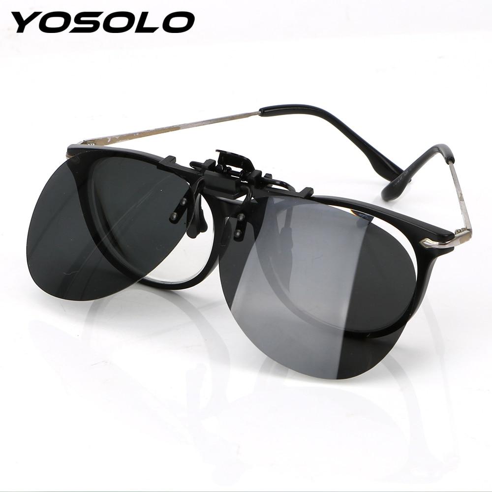 yosolo-car-driving-night-vision-lens-anti-uva-uvb-for-men-women-driver-goggles-clip-on-sunglasses-polarized-sun-glasses