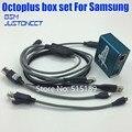 2020 octoplus /octopus коробка для samsung активации для samsung Ремонт и вспышка и разблокировка + 5 кабелей
