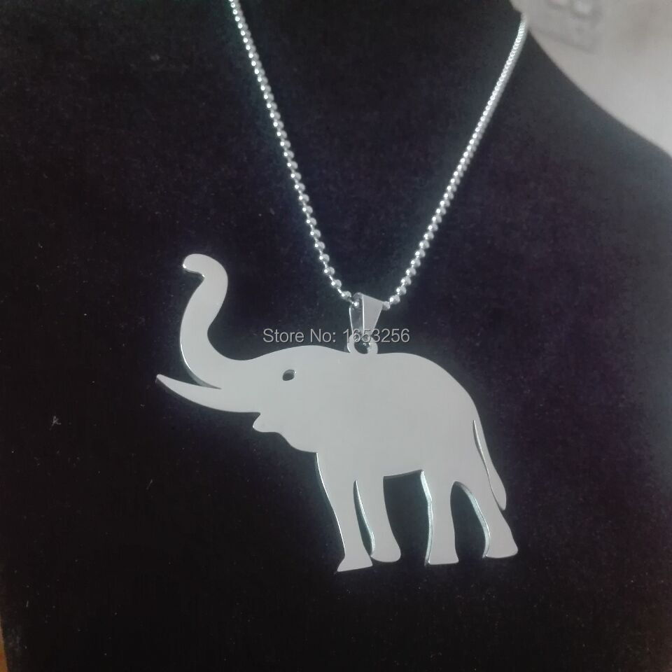 elephant great for asp idea collectors midi necklace gift large p