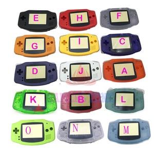 Image 1 - 14PCS  Full Housing Shell Pack for Nintendo Gameboy Advance GBA