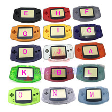 14PCS Volledige Behuizing Shell Pack voor Nintendo Gameboy Advance GBA