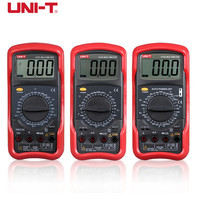 UNI T True RMS Digital Multimeter UT51 UT52 UT53 UT54 UT55 UT56 Professional Manual Range 20000 Counts AC DC Voltmeter