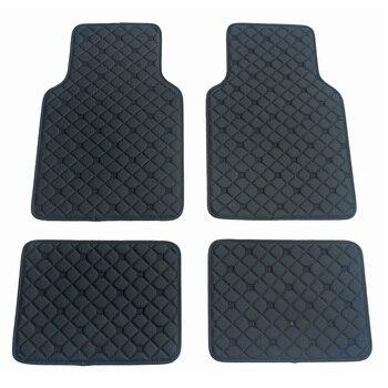 Custom Universal Right hand drive/Left hand drive Car Floor Mats For Renault 2018 Car Styling new arrival Car floor Mats Carpets