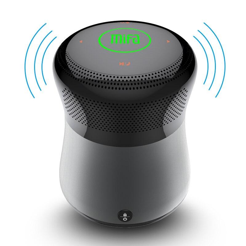 Mifa A3 Palpable Bluetooth Sans Fil Haut-Parleur Son 10 WStereo Système Étanche Barre De Son Avec Des Basses De La Musique Surround Haut-Parleur