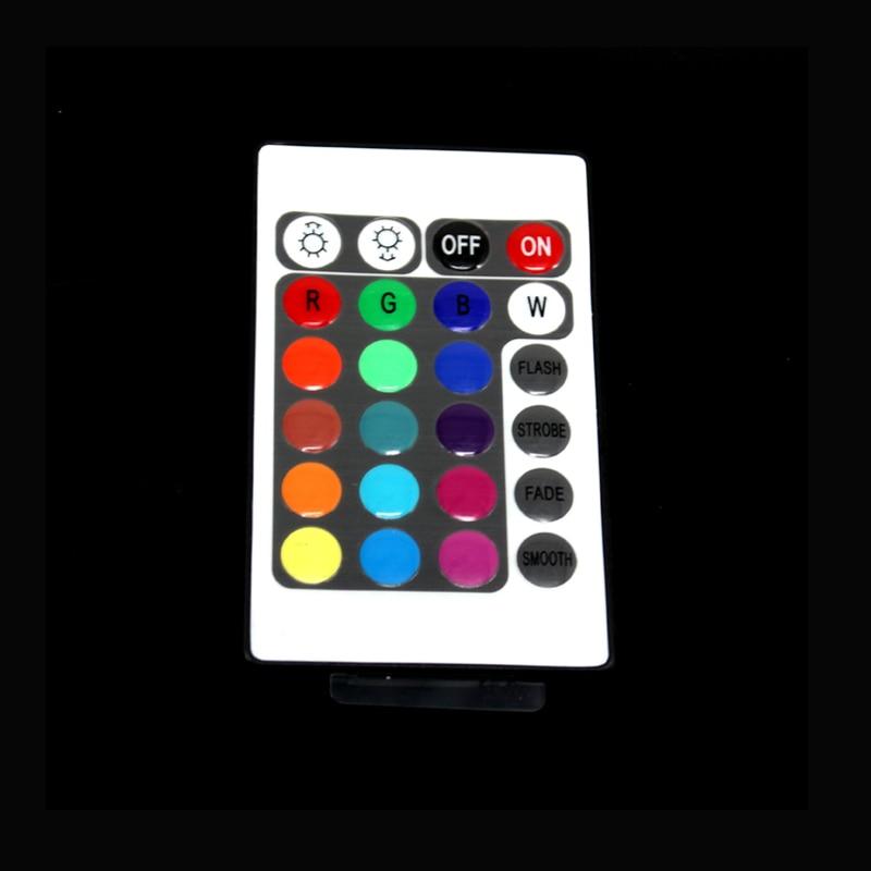 RGB Angel Eyes večbarvne LED luči zavrtite DRL avtomobilski - Avtomobilske luči - Fotografija 5