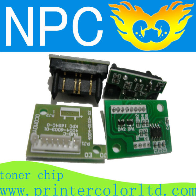 chips Imaging drum unit for Develop INEO +452 chip  color drum chips