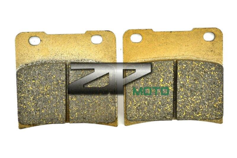 Organic Brake Pads Kevlar For SUZUKI GV 1400 GCG/GDH/GTH/GCH/GDJ 1986-1988  GSX 1100 Katana 1988-1993 Front Brand New suzuki santana suzuki 1986