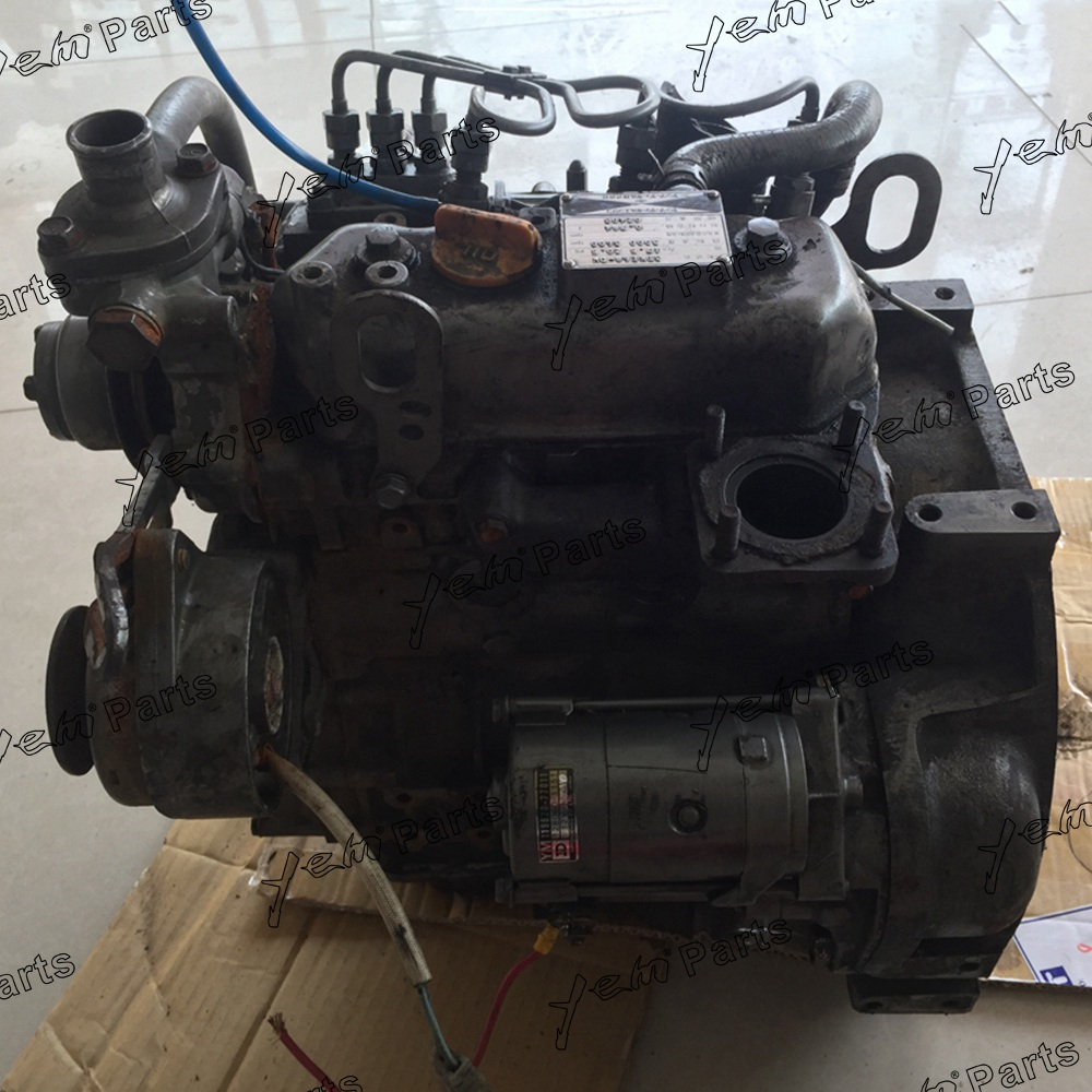 For Yanmar Engine Parts 3TNE68 3D68E Complete Engine Assy