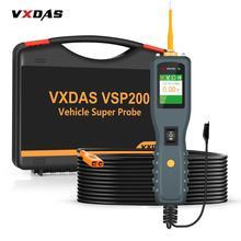 VXDAS VSP200 автомобиля OBD2 сканер автомобильной анализатор/тестер обновлен Батарея/цепь зонд электрических систем Инструменты диагностики