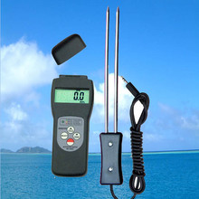 Digital Grain Moisture Meter MC7825G with Wheat Paddy Rice Maize Bean Oat Coffee Seed Pea Moisture Meter Tester