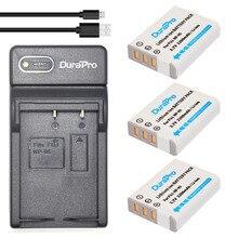 Bateria plus Carregador Usb para Fujifilm 3 PC Durapro Np-95 NP 95 Np95 Li-ion F30 F31 X100 X100s X100t X-s1 F30fd W1 F31fd 3D 3dw1 Xs1