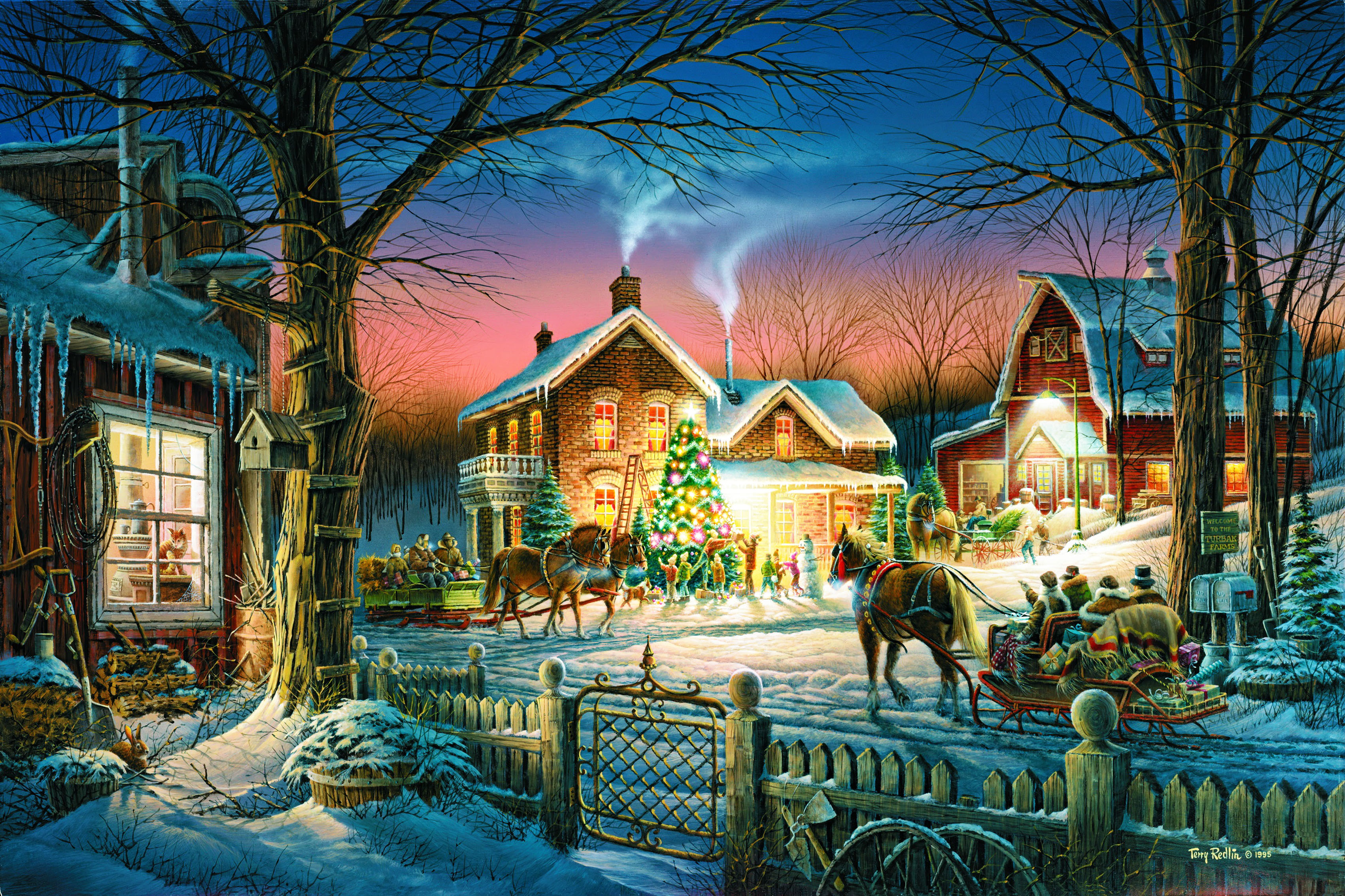 Online get cheap terry redlin prints for Print posters online cheap