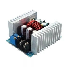 DC 6 40V To 1.2 36V 300W 20A Constant Current Adjustable Buck Converter Step Down Module Board With Short Circuit Protection