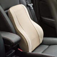 Travel Car Seat Supports Lumbar Memory Cotton Comfortable Waist Back Support For Office Chair