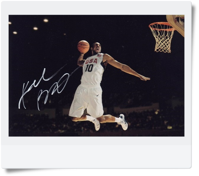 signed Kobe Bryant autographed  original photo 7  inches free shipping 08201708 signed kobe bryant autographed original photo 7 inches free shipping 08201709