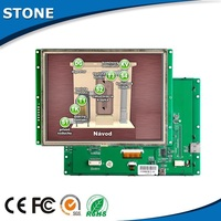 5 Used LCD Monitor TFT Color LCD Module Touch