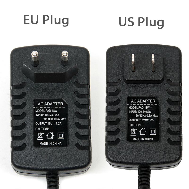 15V 1.2A Wall Charger Travel Adapter for Asus Eee Pad Tablet TF101 TF201 US PLUG