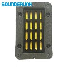 Sounderlink 2 pçs/lote alto falante de alta potência, definição de alta fidelidade, pinça de fita amt